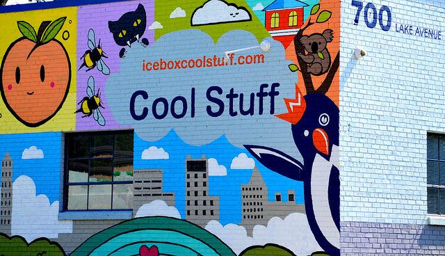 Cool Stuff by Lisa Panero