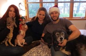 Saporta-Luse family photo