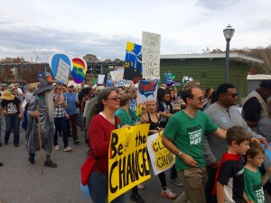 Climate march 2015