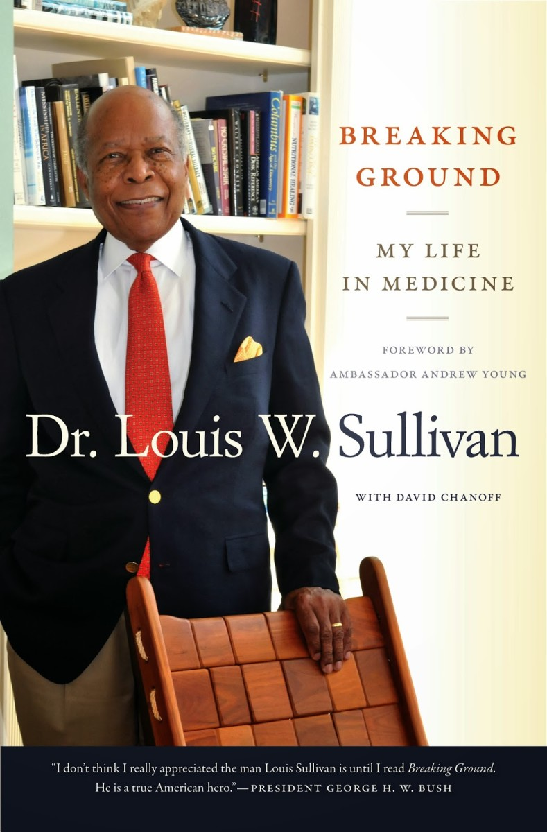 Georgia physician Louis W. Sullivan, who served in Pres. George H. W. Bush's cabinet, recounts his youth in a segregated South.
