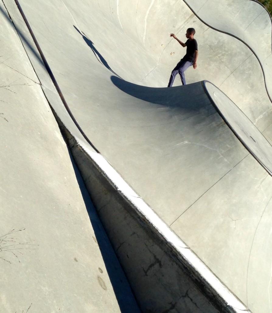 Skate of affairs by Kelly Jordan
