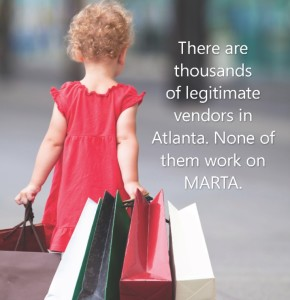 MARTA, Ride with respect