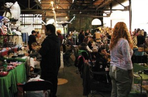 Murphy Crossing, artisan market