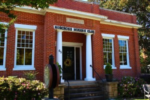 Norcross Woman Club library