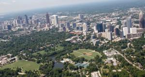 Skyline, Downtown, Midtown