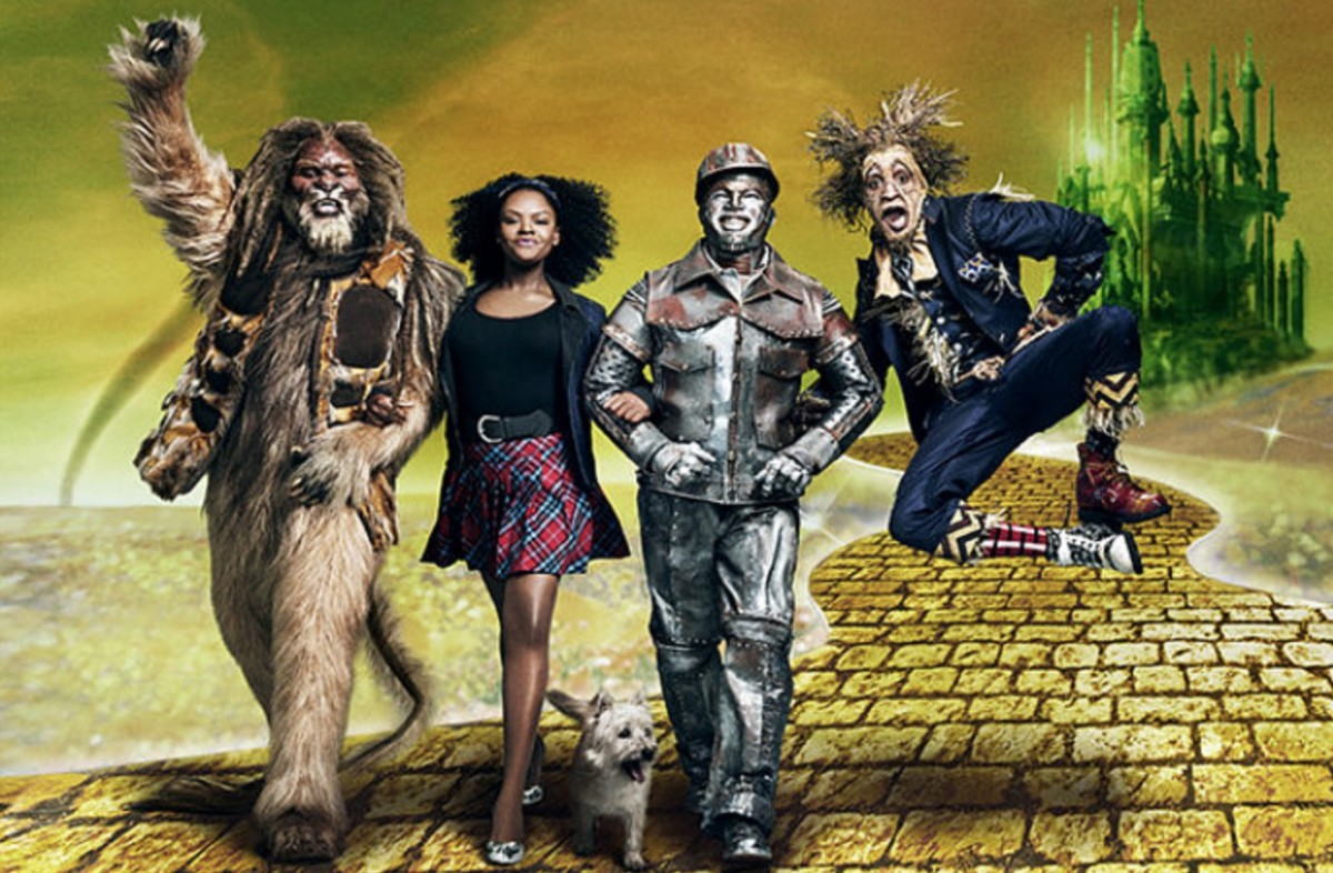 The Wiz, costumes