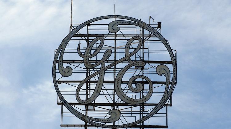General Electric's logo