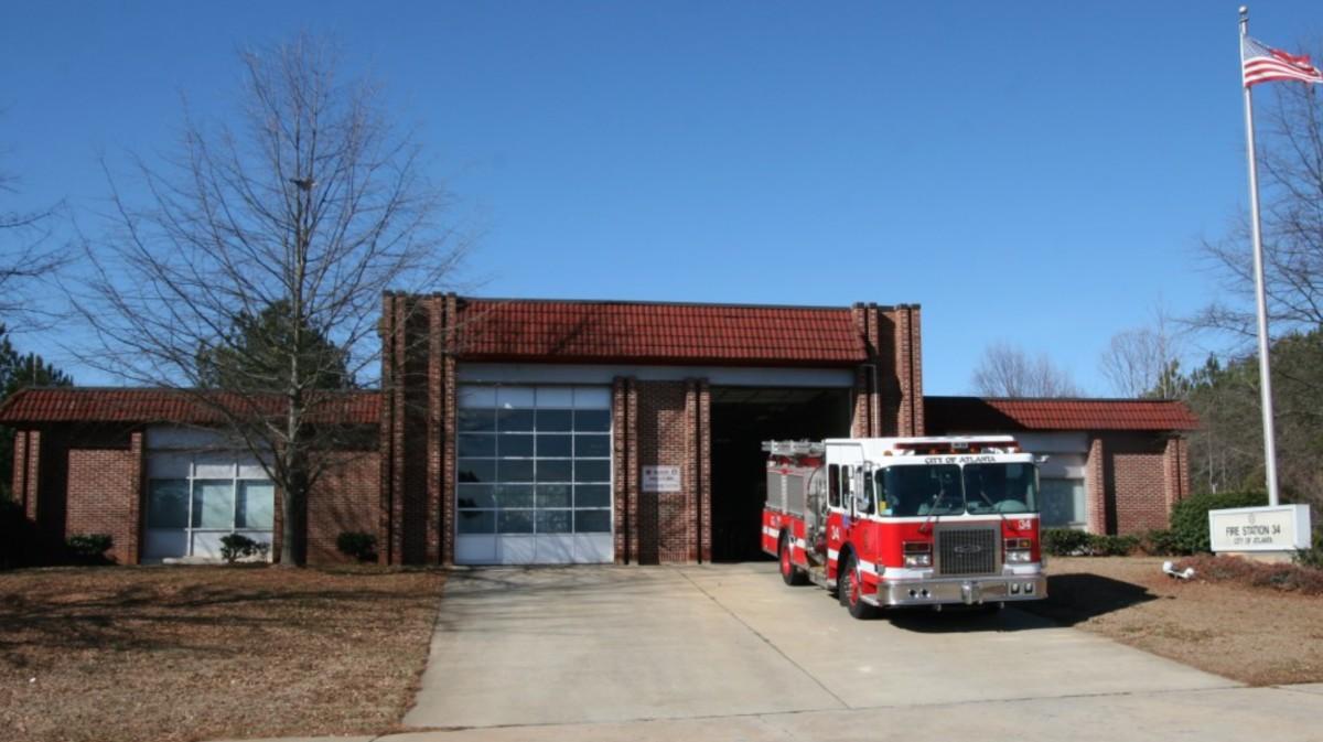 Atlanta Fire Station 34