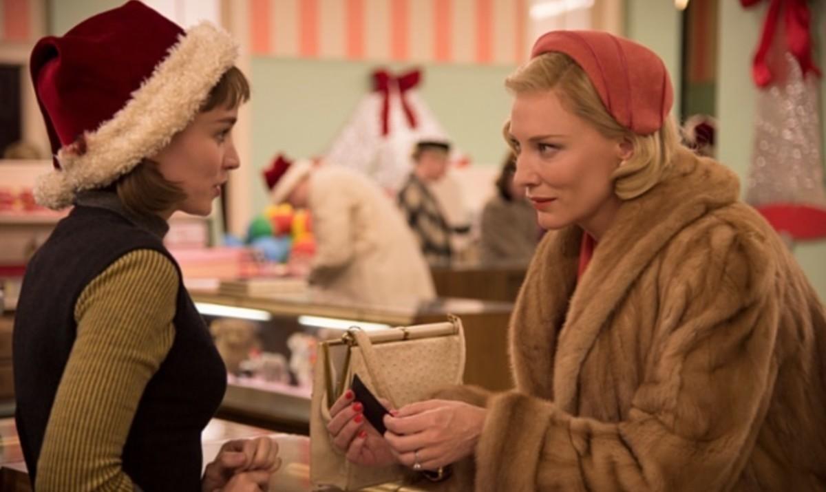 Carol, Cate Blanchett