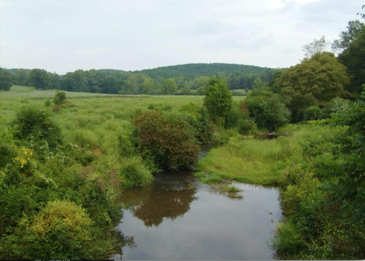 Glades reservoir, edited
