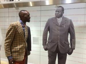 Derreck Kayongo Idi Amin
