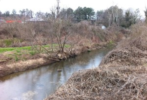 Intrenchment Creek