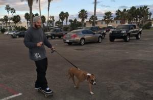 San Diego, skateboarder