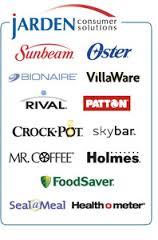 Jarden's brands