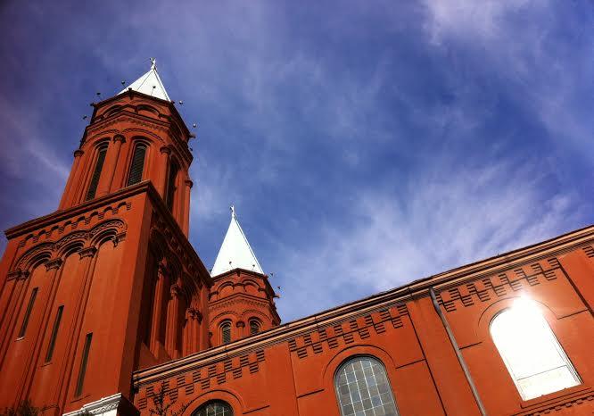Downingtown Basilica by Kelly Jordan