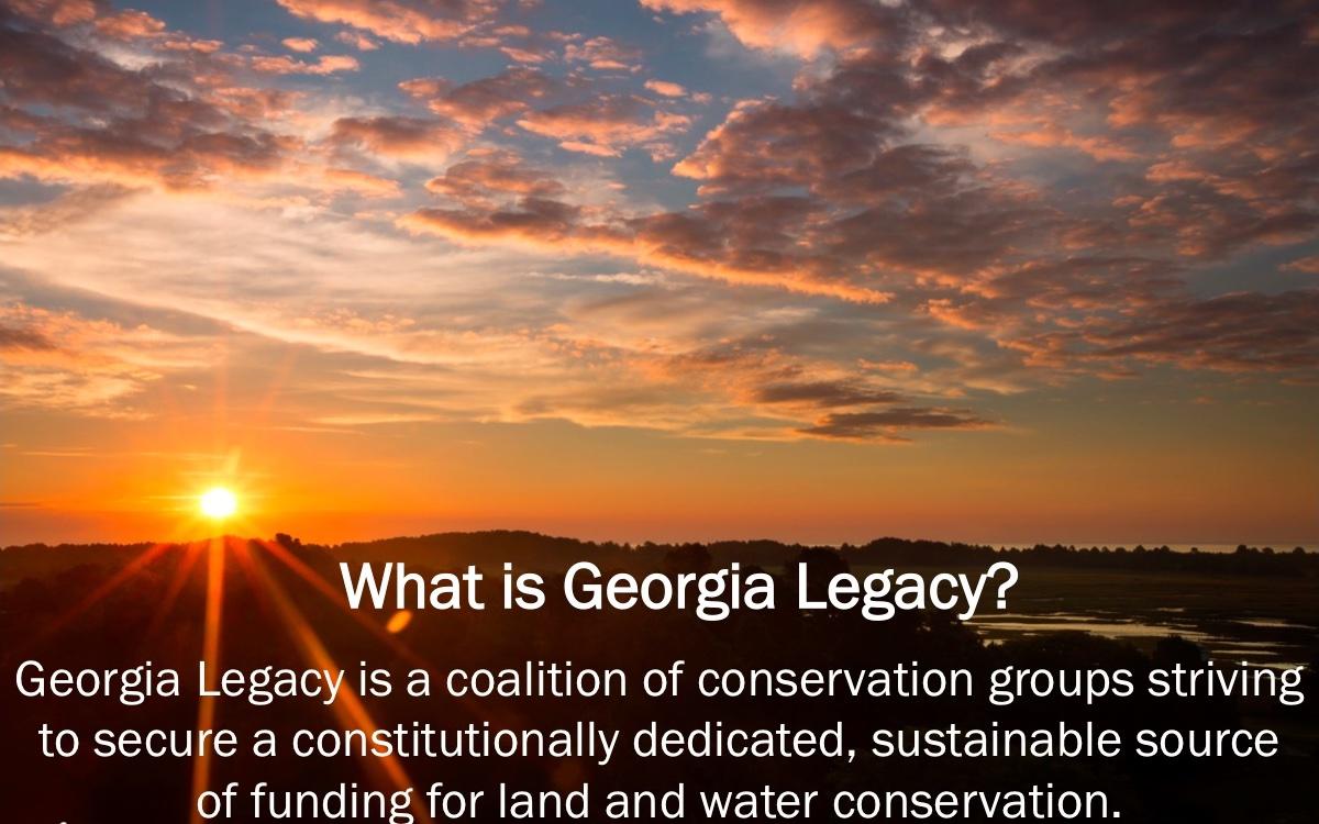 Georgia Legacy