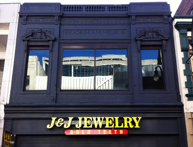 A jewel on Whitehall (S. Peachtree) by Kelly Jordan