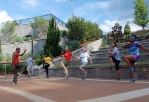 BeltLine aerobics aps