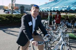 Bike share, Mason Zimmerman