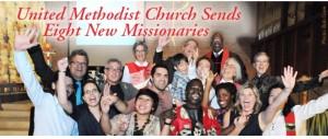 Methodist missionaries