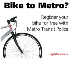 WMATA bike to metro