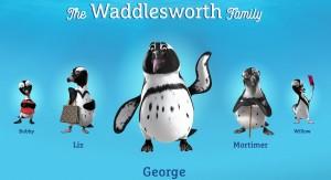 Waddlesworth family