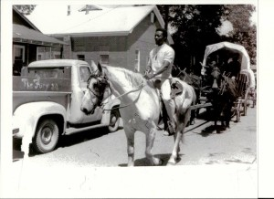 Willie Bolden as Wagon Master