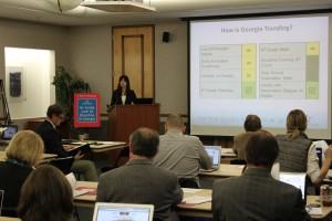Dana Rickman Media Forum
