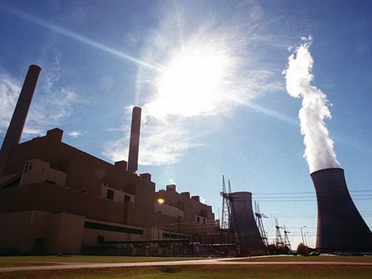 Coal fired power plants