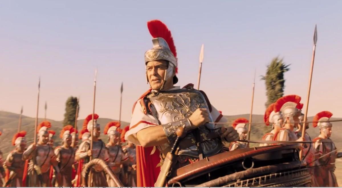 Hail Caesar, Clooney