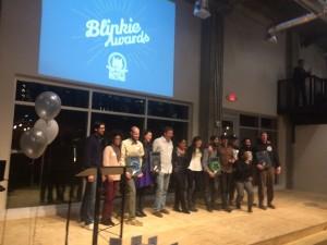 ABC blinkie award winners