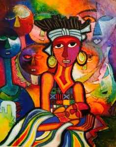 Osogbo Art