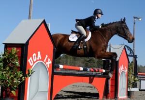 UGA women's equestrian