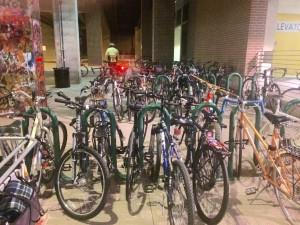 ABC bike parking