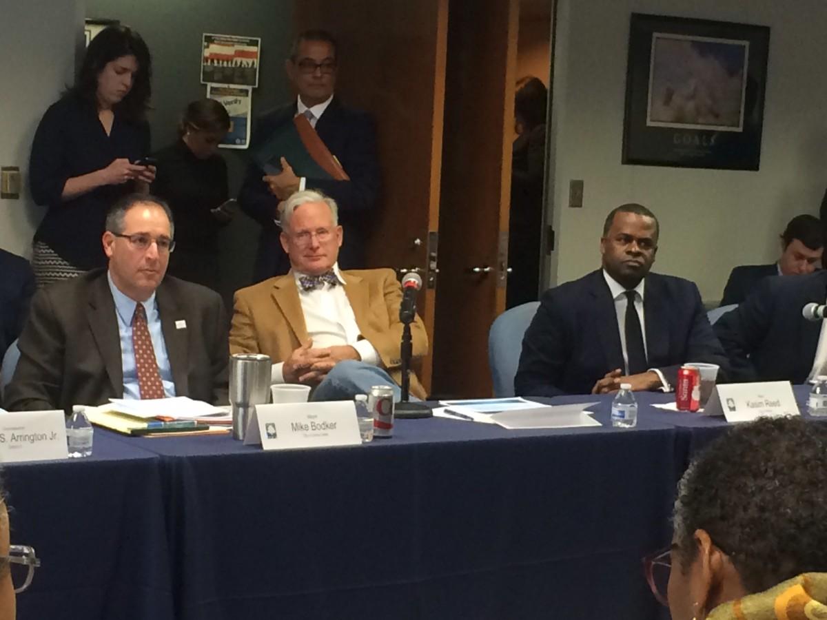 Fulton mayors meet