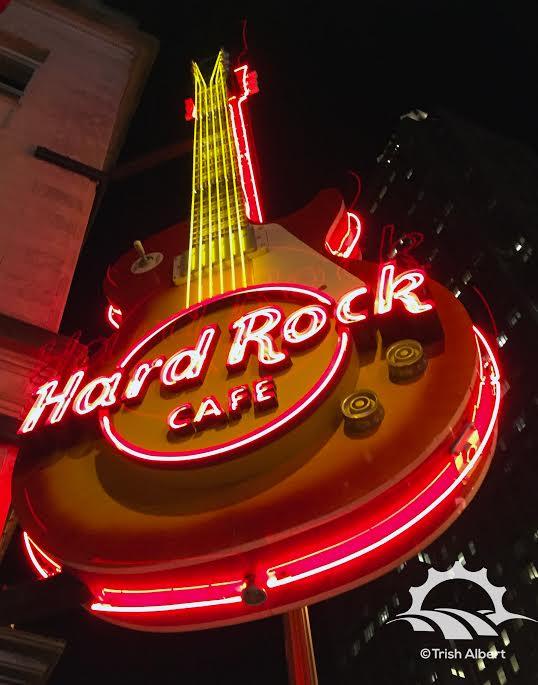 Hard Rock by Trish Albert/Southeasterncycling.com.