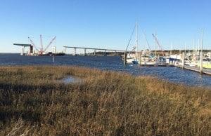 Beaufort, bridge