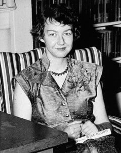 Flannery O'Connor.