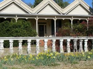Jenkins house, Eatonton, Georgia