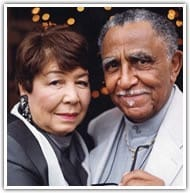 Evelyn and Joseph Lowery
