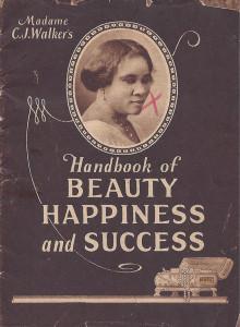 Madam C.J. Walker handbook