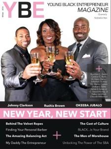 Okeeba on magazine