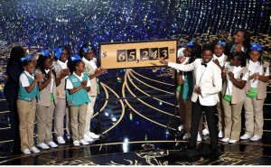 Oscars, girl scouts