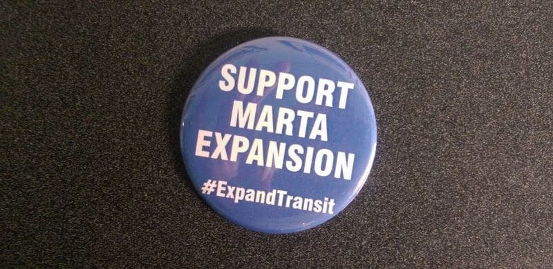 support MARTA