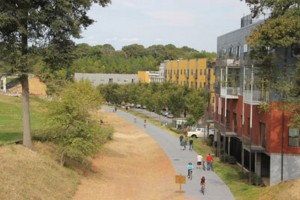 Old Fourth Ward and BeltLine