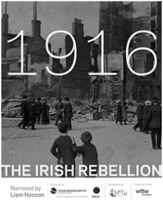 Atlanta's Plaza Theatre will screen the documentary 1916 The Irish Rebellion.