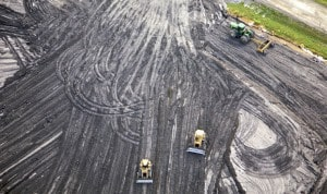 Uniontown, Ala. has concurred to the Arrowhead Landfill, which accepts coal as from a spill in Tennessee and has created more than 30 jobs. Credit: nytimes.com