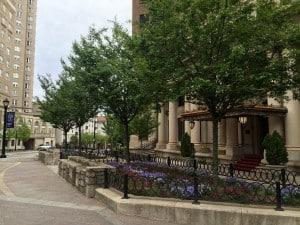 Ponce sidewalk