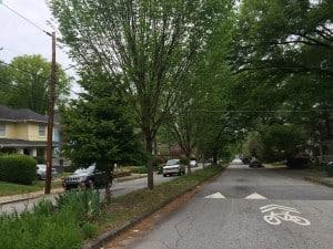 Charles Allen Drive
