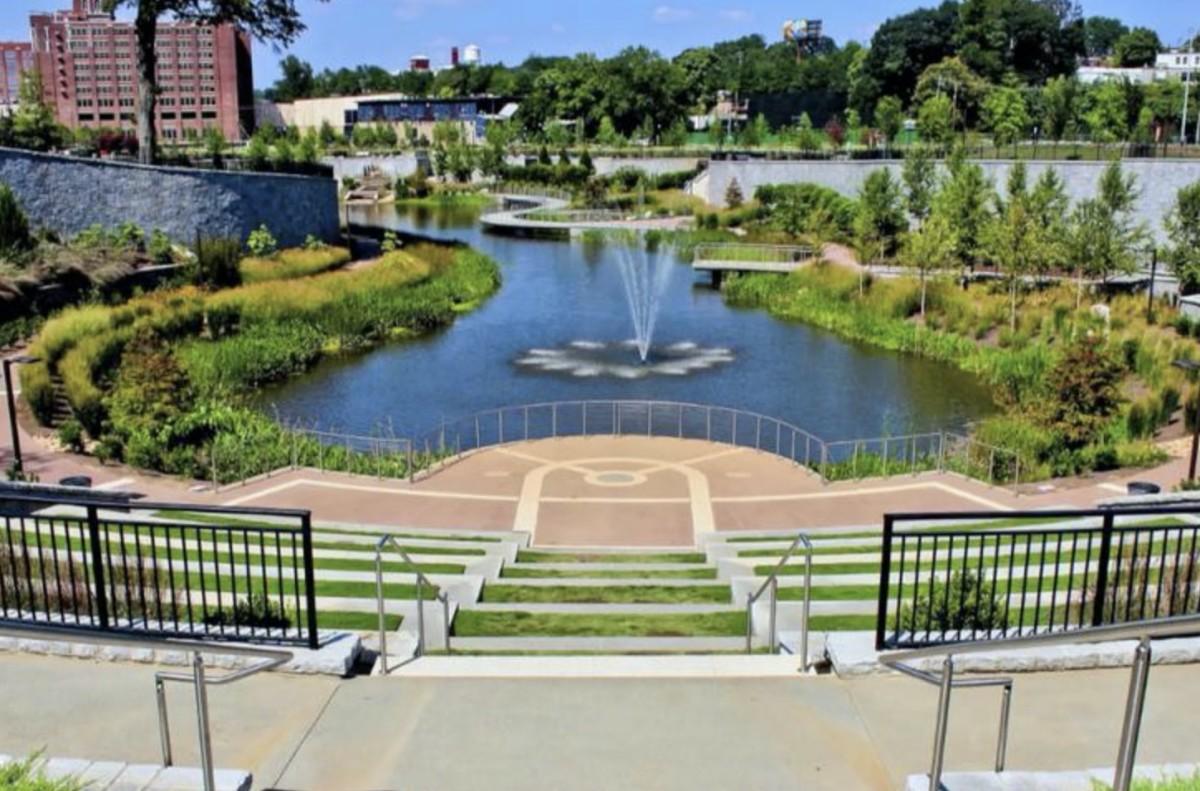 Old Fourth Ward Park